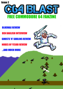 Front Cover Issue 2